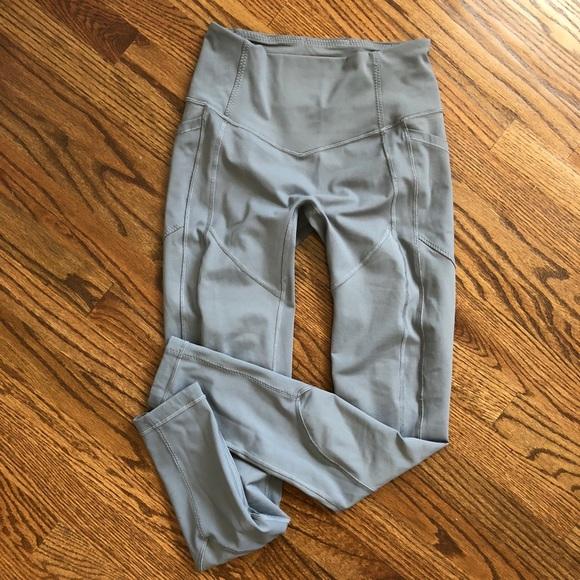 3aafcd0c8b142 lululemon athletica Pants - Lululemon All the Right Places Grey Leggings